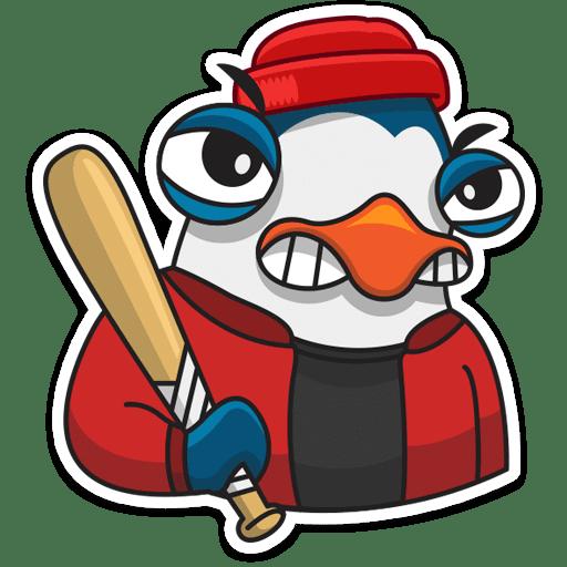 pingvin izi stickers telegram 16