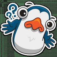 pingvin izi stickers telegram 18