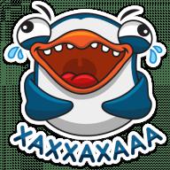 pingvin izi stickers telegram 30