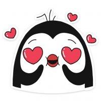 pingvin stickers telegram 08