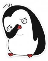 pingvin stickers telegram 15