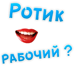 poshlye stickers telegram 48