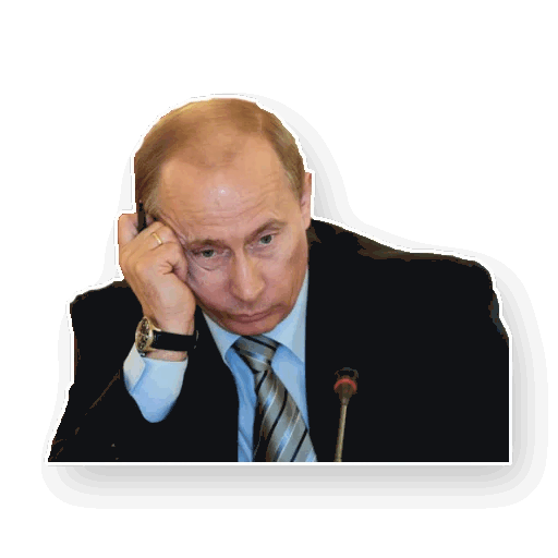 putin stickers telegram 07