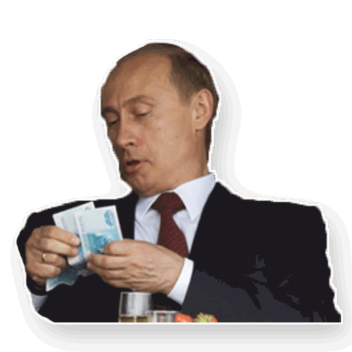 putin stickers telegram 17