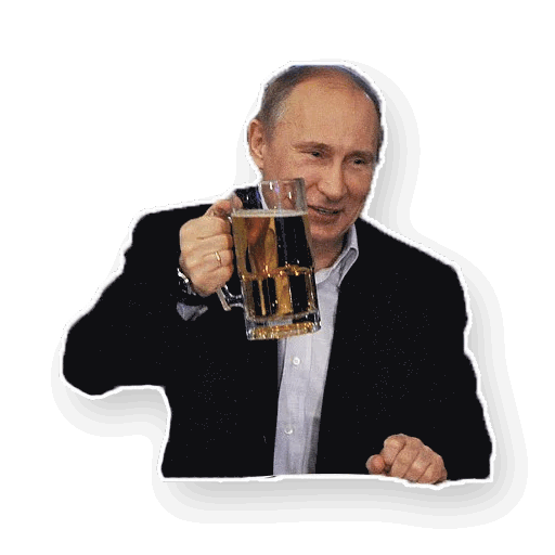 putin stickers telegram 21