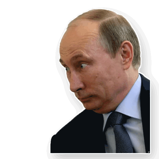 putin stickers telegram 24