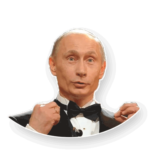putin stickers telegram 27