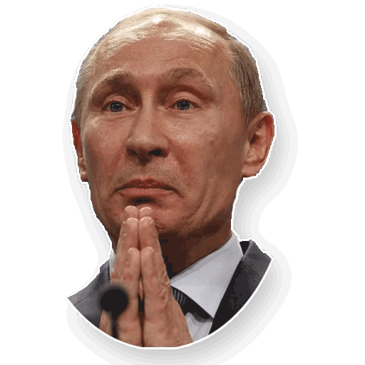 putin stickers telegram 28
