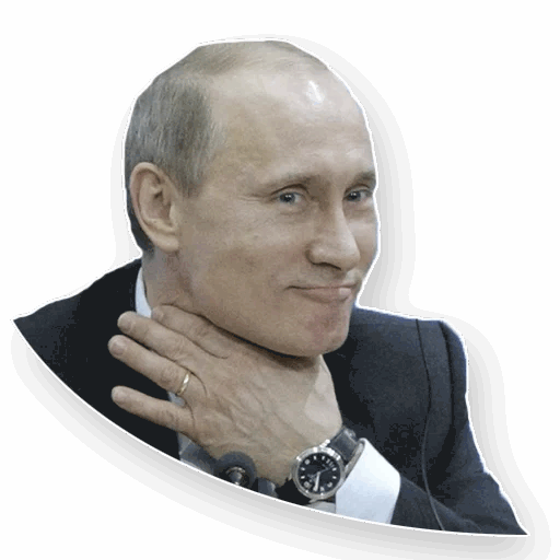 putin stickers telegram 44
