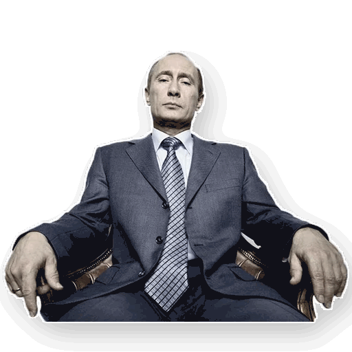 putin stickers telegram 46