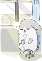 rabbit machiko stickers telegram 85