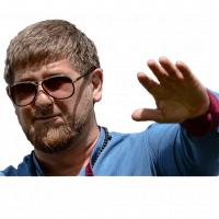 ramzan kadyrov stickers telegram 04