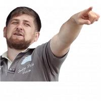 ramzan kadyrov stickers telegram 05