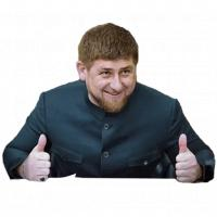 ramzan kadyrov stickers telegram 12