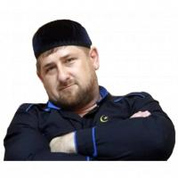 ramzan kadyrov stickers telegram 16