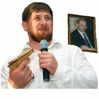 ramzan kadyrov stickers telegram 19