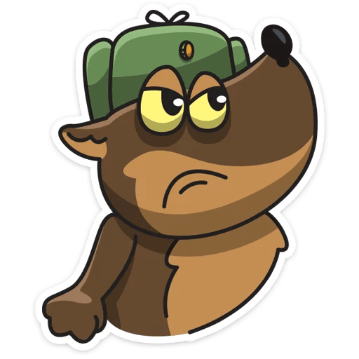 serzhant pes stickers telegram 04