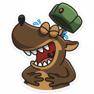 serzhant pes stickers telegram 08