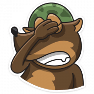 serzhant pes stickers telegram 21