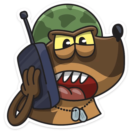 serzhant pes stickers telegram 36