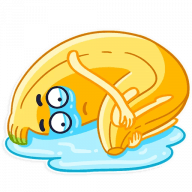 vesjolyj banan stickers telegram 03