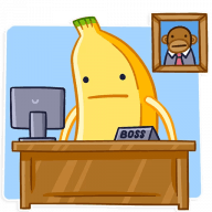 vesjolyj banan stickers telegram 09