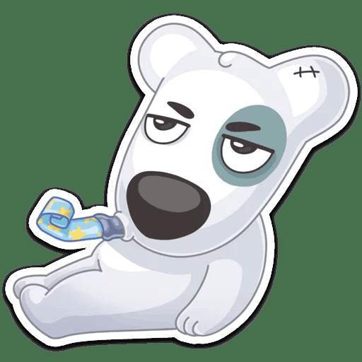 vk mobajl stickers telegram