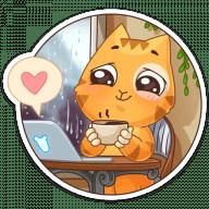 vk mobajl stickers telegram 12
