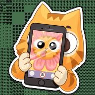 vk mobajl stickers telegram 22