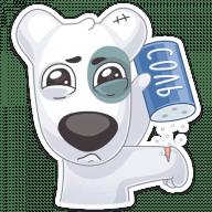 vk mobajl stickers telegram 23