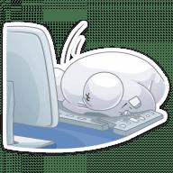 vk mobajl stickers telegram 27