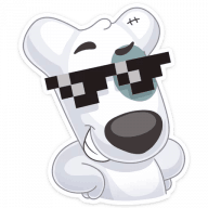 vk mobajl stickers telegram 30
