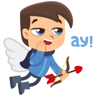 vljubljonnye stickers telegram 18