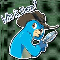 vydra otto stickers telegram 15