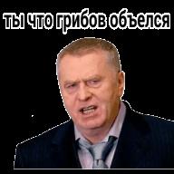 zhirinovskij stickers telegram 12