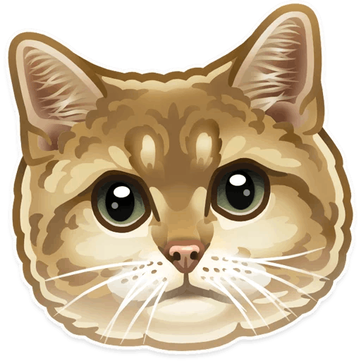 zhivotnye stickers telegram 07