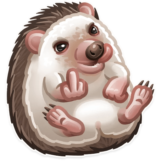 zhivotnye stickers telegram 08
