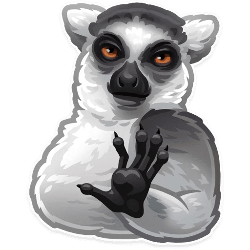 zhivotnye stickers telegram 29