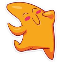 zvezdochka lui stickers telegram 31