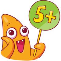 zvezdochka lui stickers telegram 44