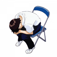 evangelion stickers telegram 02