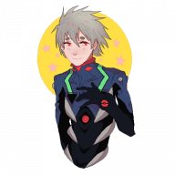 evangelion stickers telegram 06