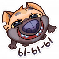 gygyena stickers telegram 09