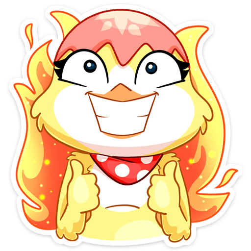 iriska stickers telegram 11
