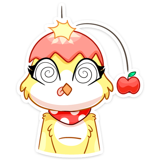 iriska stickers telegram 12