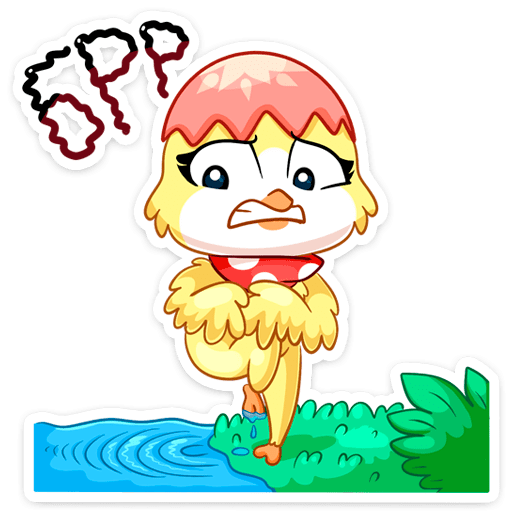 iriska stickers telegram 16