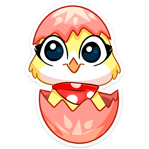 iriska stickers telegram 23