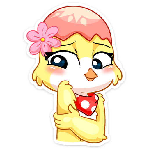 iriska stickers telegram 46