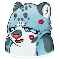 koshachi nezhnosti stickers telegram 04
