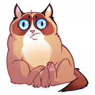 koshka s zakidonami stickers telegram